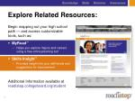 explore related resources