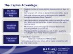 the kaplan advantage1