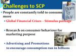 challenges to scp2