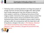 sample introduction 1
