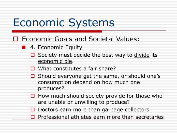 the best economic system