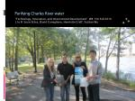 purifying charles river water