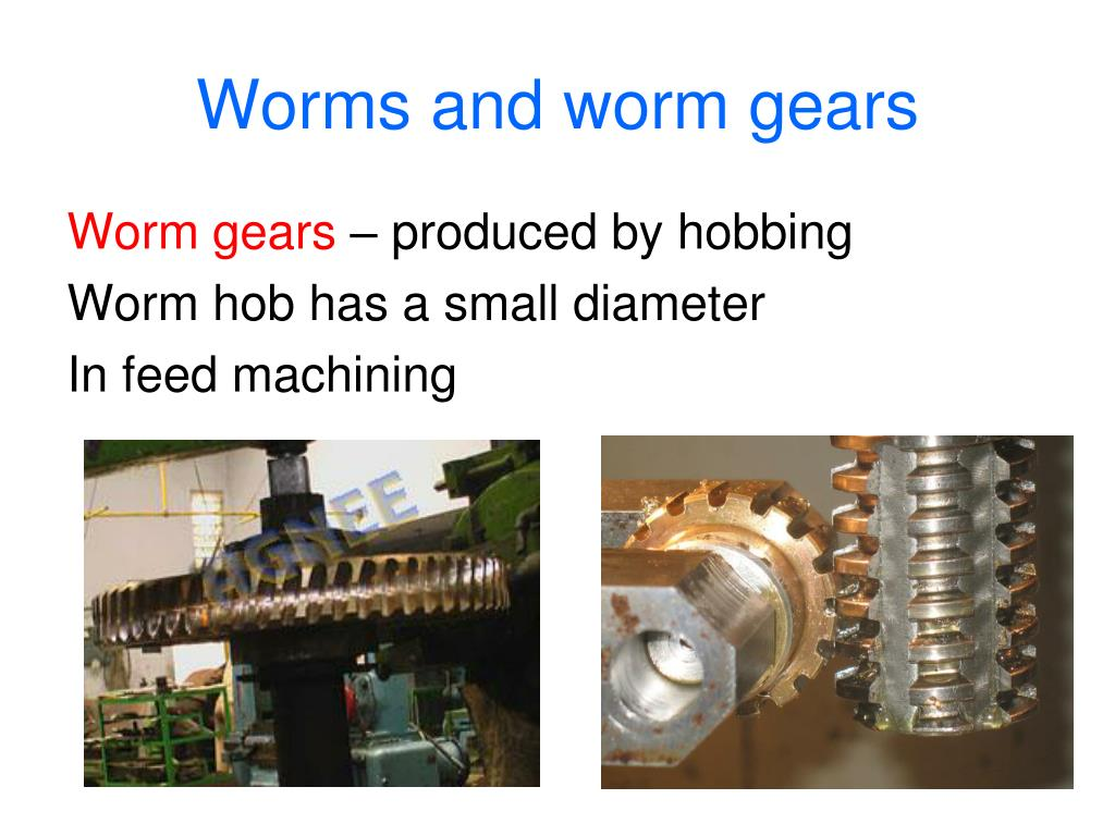 PPT - GEARS MACHINING PowerPoint Presentation, free download