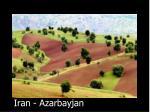 iran azarbayjan