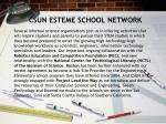 csun esteme school network1