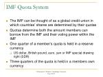 imf quota system