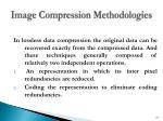 image compression methodologies1