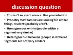 discussion question10