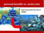 personal benefits vs social costs3