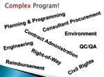 complex program