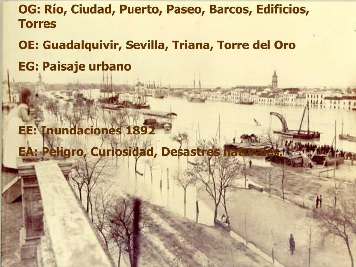 OG: Río, Ciudad, Puerto, Paseo, Barcos, Edificios, Torres