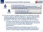 federal government roles summary1