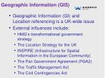geographic information gis