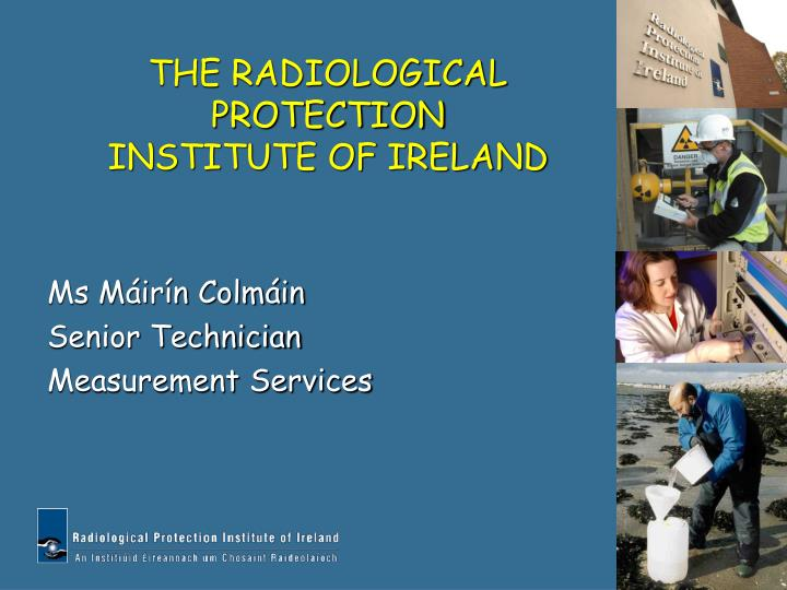 the radiological protection institute of ireland n.