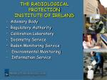 the radiological protection institute of ireland1