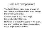 heat and temperature1