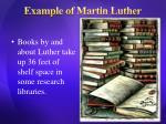 example of martin luther2