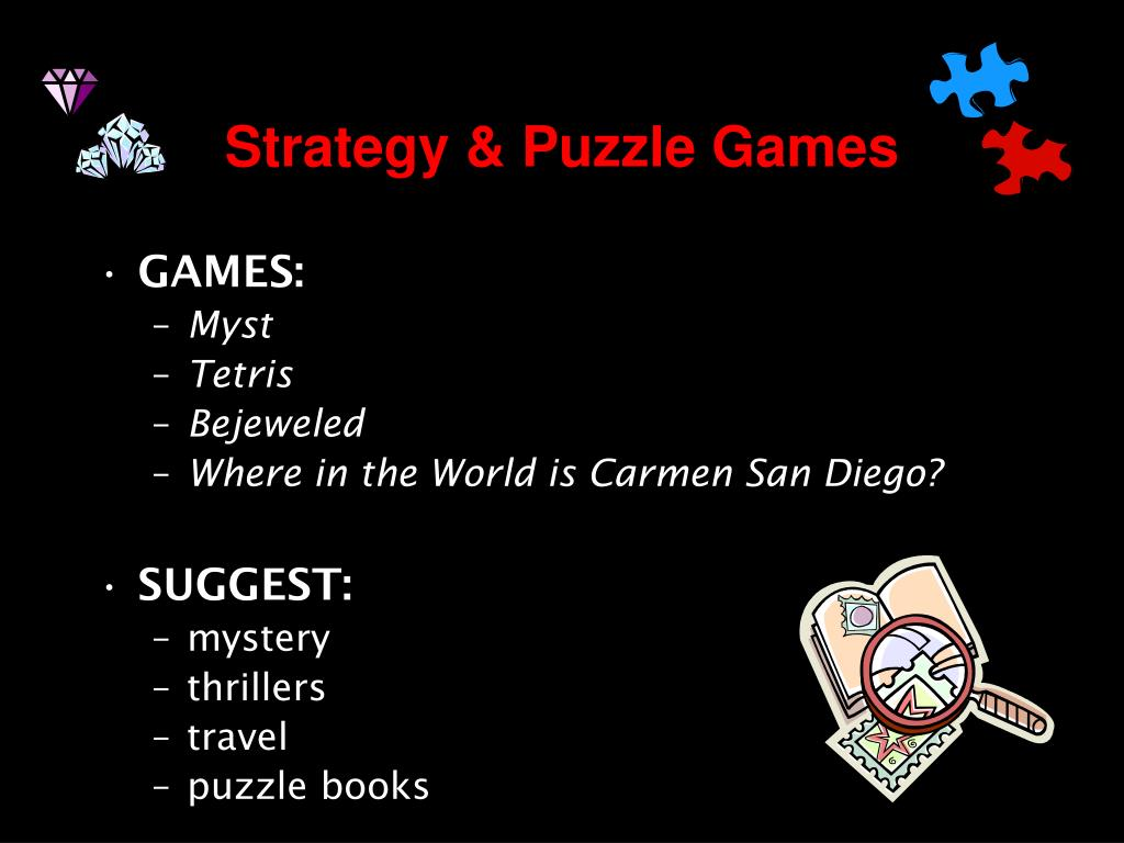 Strategy & Puzzle Games