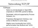 networking tcp ip86
