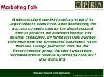 marketing talk1