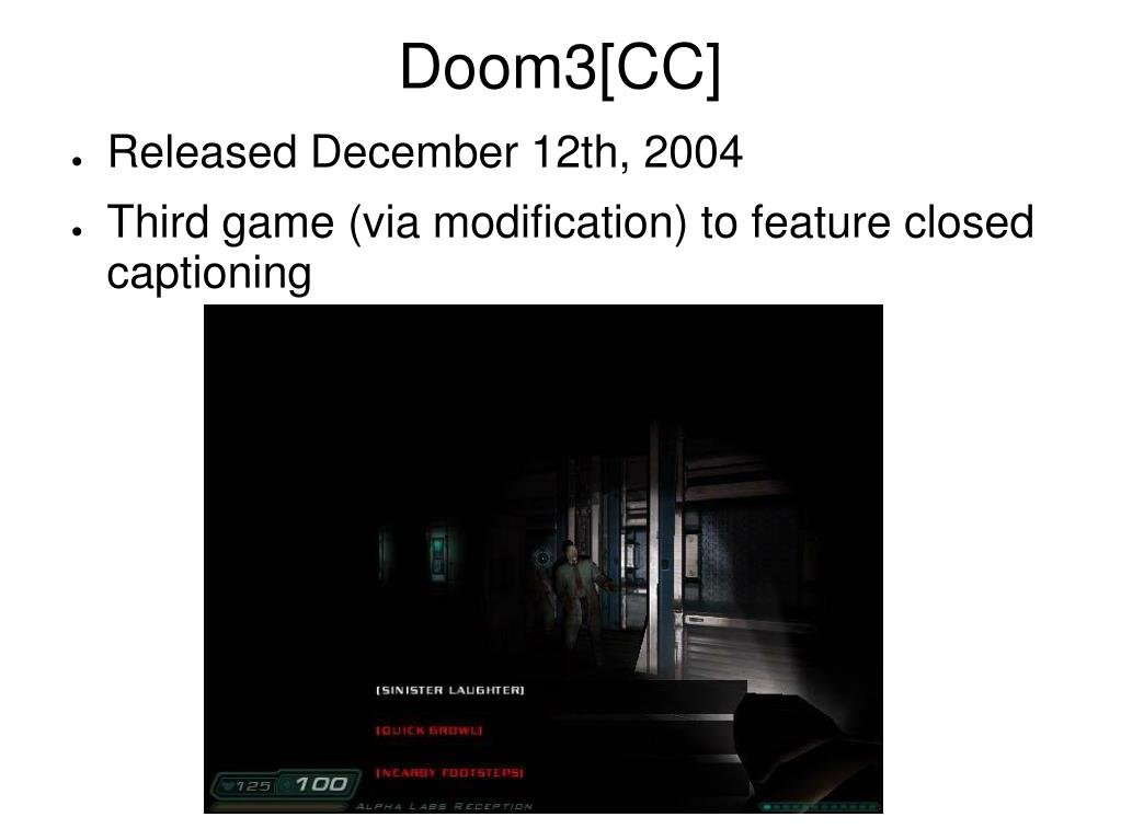Doom3[CC]