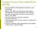 foreign currency convertible bonds fccb2