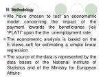iii methodology