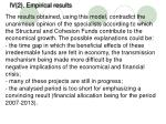 iv 2 empirical results