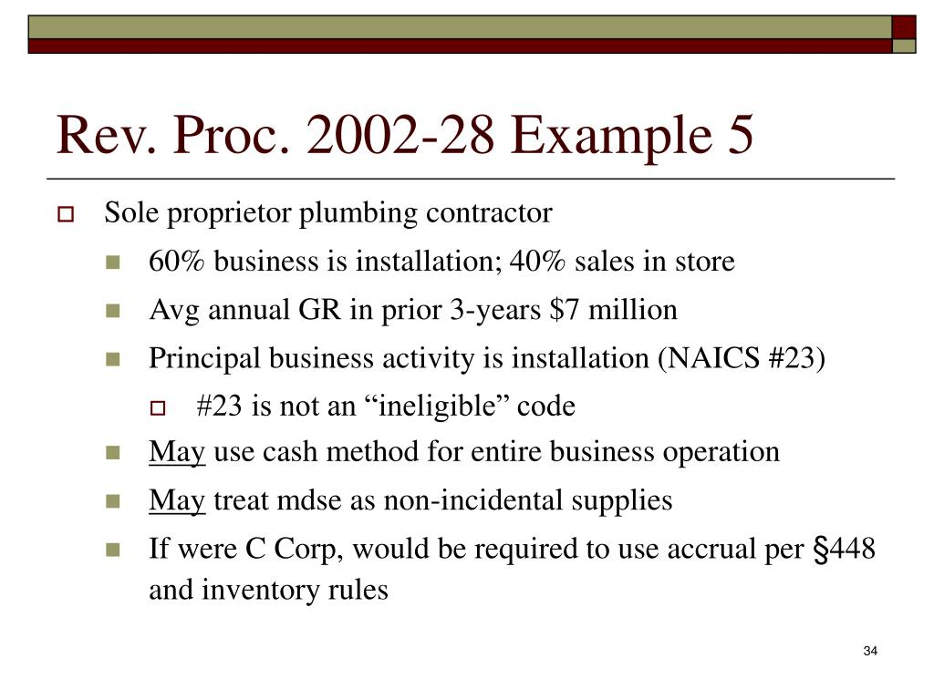 PPT - Overview to Tax Accounting for Inventory PowerPoint