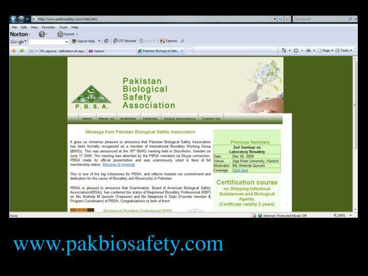 www.pakbiosafety.com