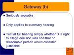 gateway b1