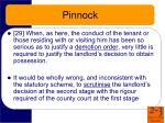 pinnock