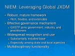 niem leveraging global jxdm