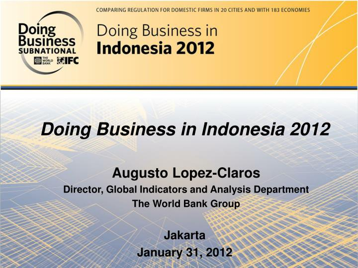 doing business in the united arab emirates 2012 n.