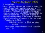 earnings per share eps2