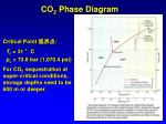 co 2 phase diagram
