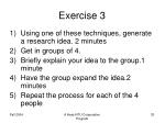 exercise 3