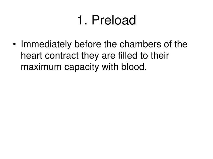 1. Preload