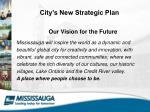 city s new strategic plan
