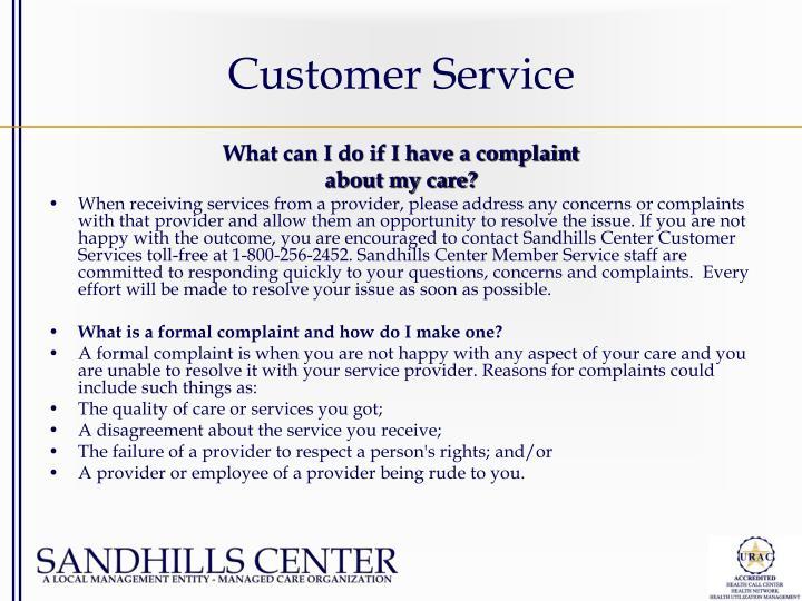 rude customer essay