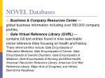 novel databases2