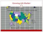 growing job market