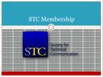 stc membership
