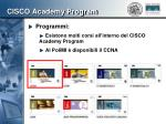 cisco academy program1