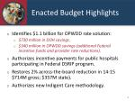 enacted budget highlights2