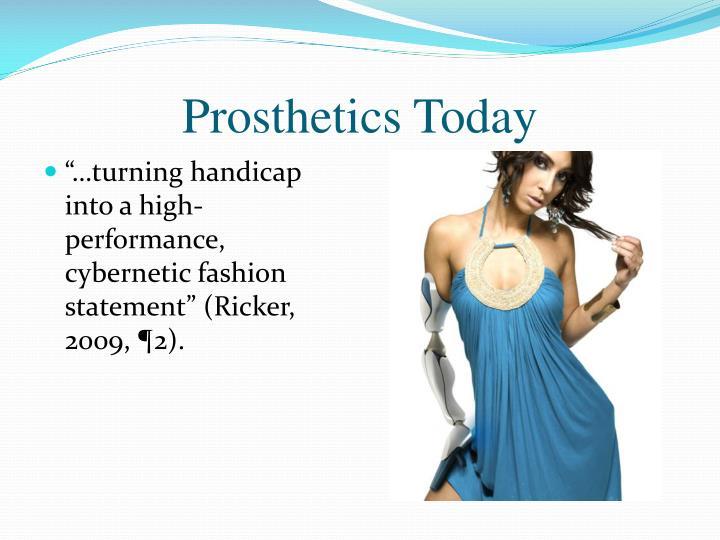 Prosthetics Today