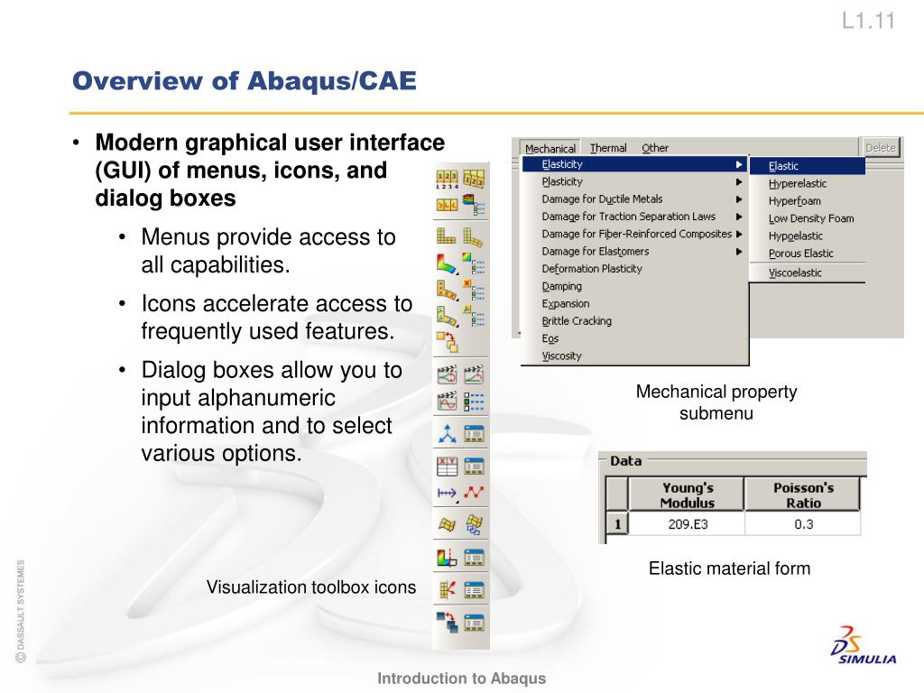 PPT - Overview of Abaqus PowerPoint Presentation, free