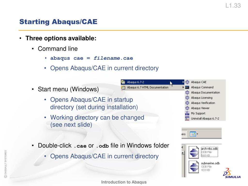 PPT - Overview of Abaqus PowerPoint Presentation - ID:141621