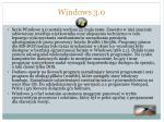windows 3 0