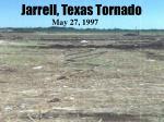jarrell texas tornado